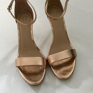A NEW DAY Stiletto Heeled Pump Sandals - Size 10